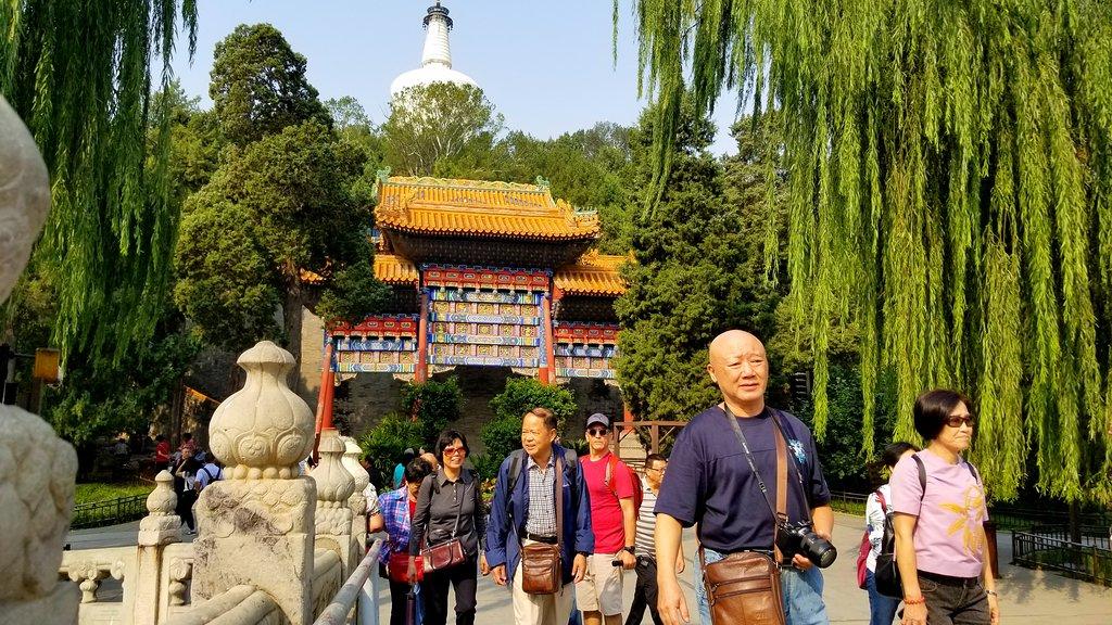 پارک بیهان در پکن چین