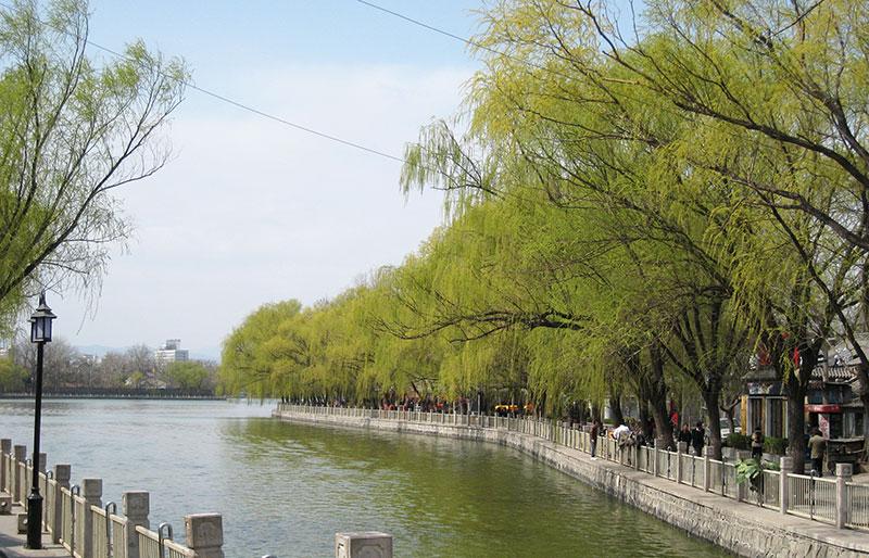 تور های گردشگری در چین دریاچه ده معبد