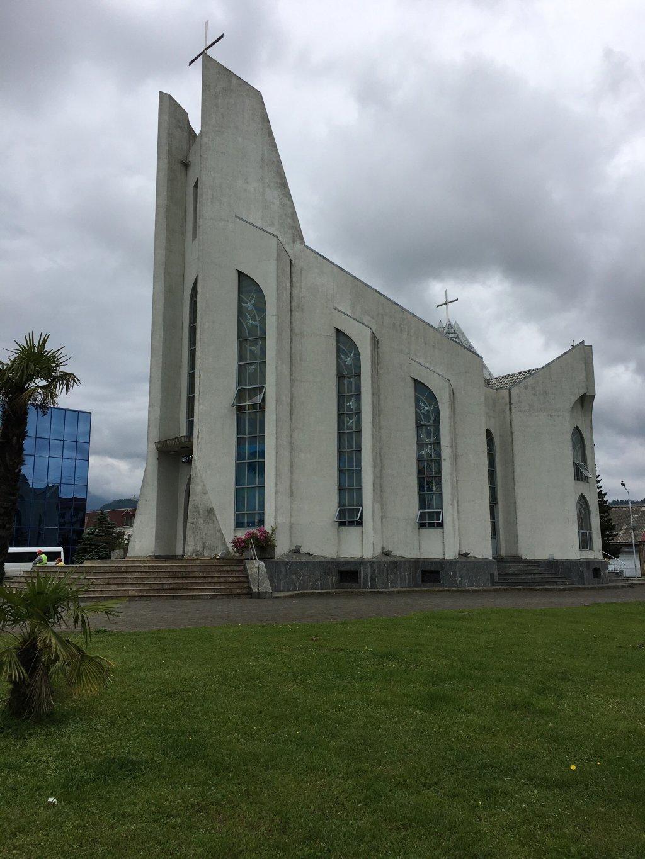کلیسای مسیح مقدس در باتومی گرجستان