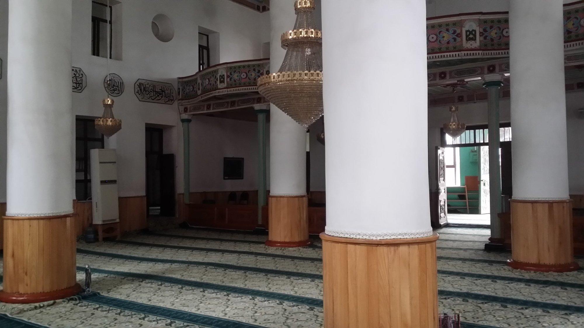 مسجد جامع باتومی
