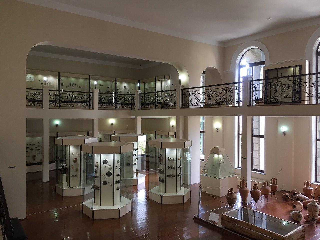 موزه باستان شناسی در باتومی