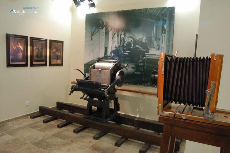 موزه صنعت برادران نوبل در باتومی