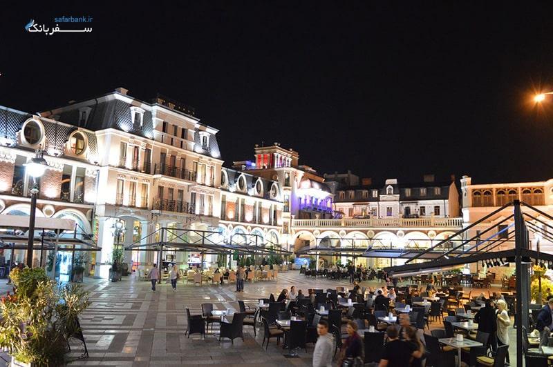 میدان اروپا باتومی