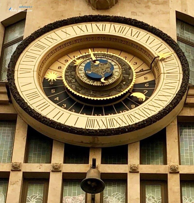 ساعت نجومی در باتومی