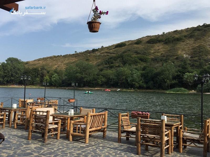 دریاچه لاک پشت