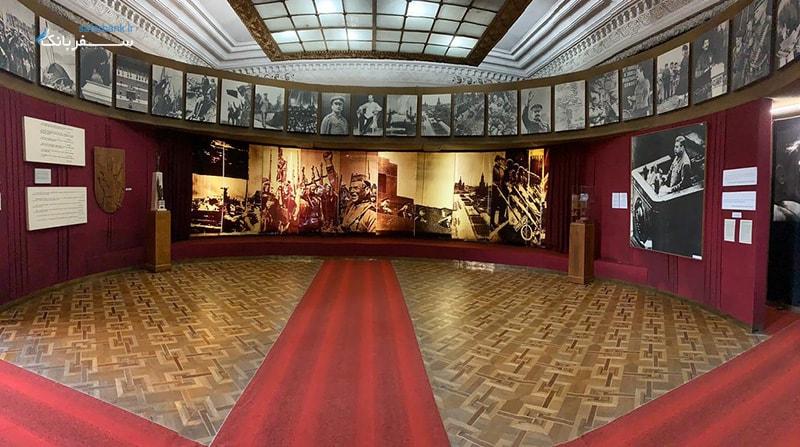 موزه جوزف استالین در گرجستان