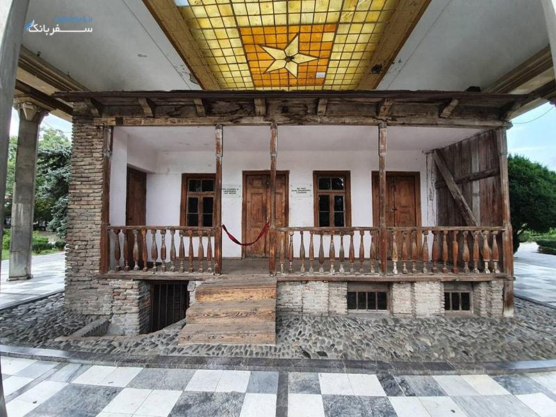 موزه استالین در شهر گوری