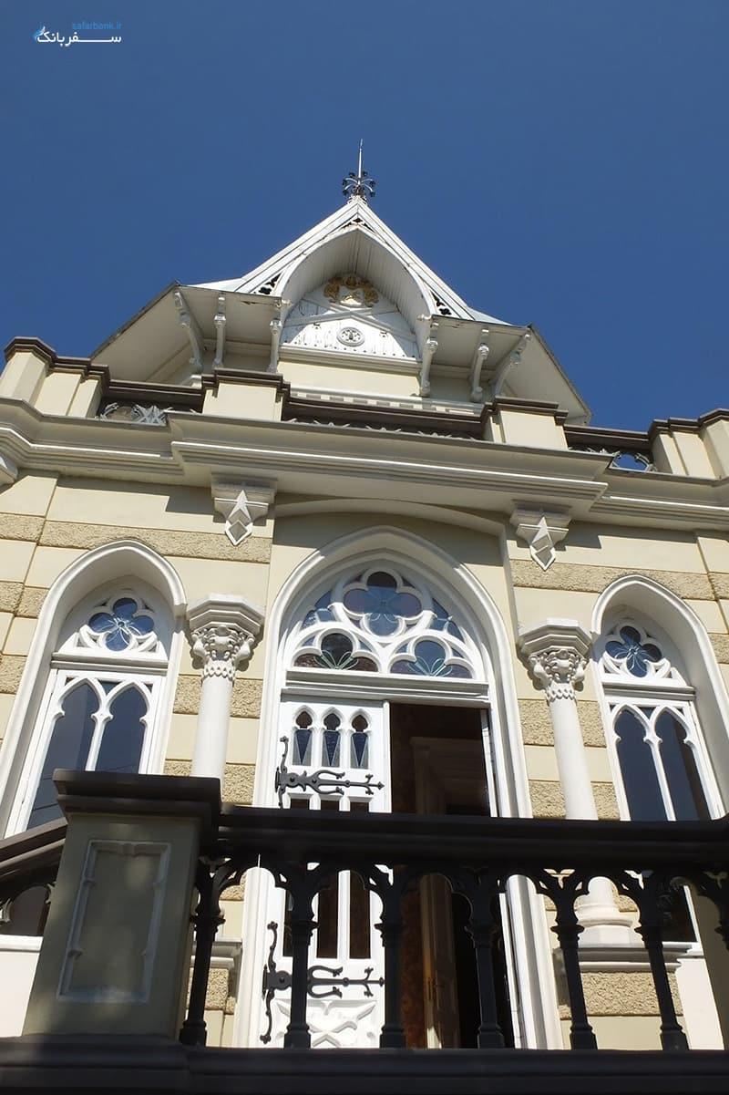 ساختمان موزه دولتی تئاتر، و موسیقی گرجستان
