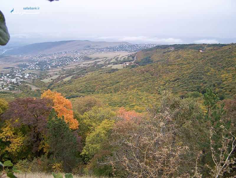 شهر کجوری تفلیس گرجستان