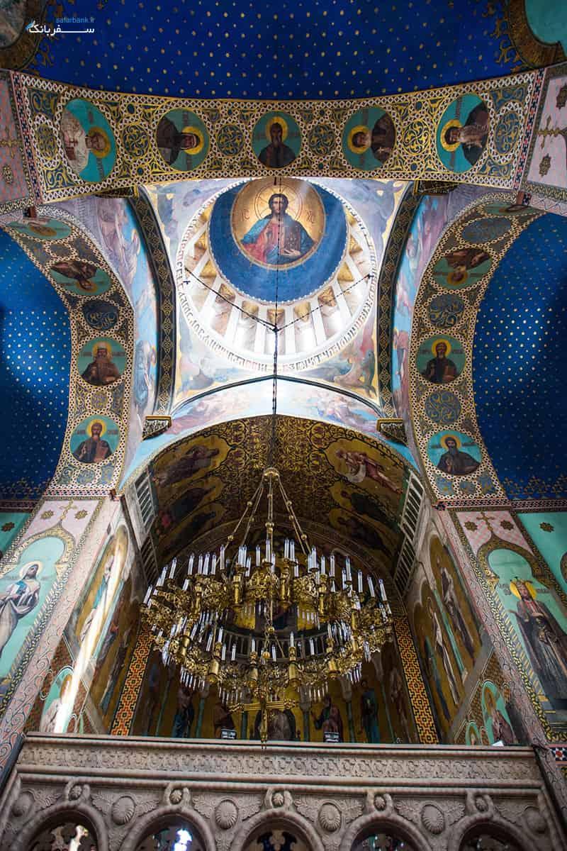 کلیسای سیونی تفلیس گرجستان