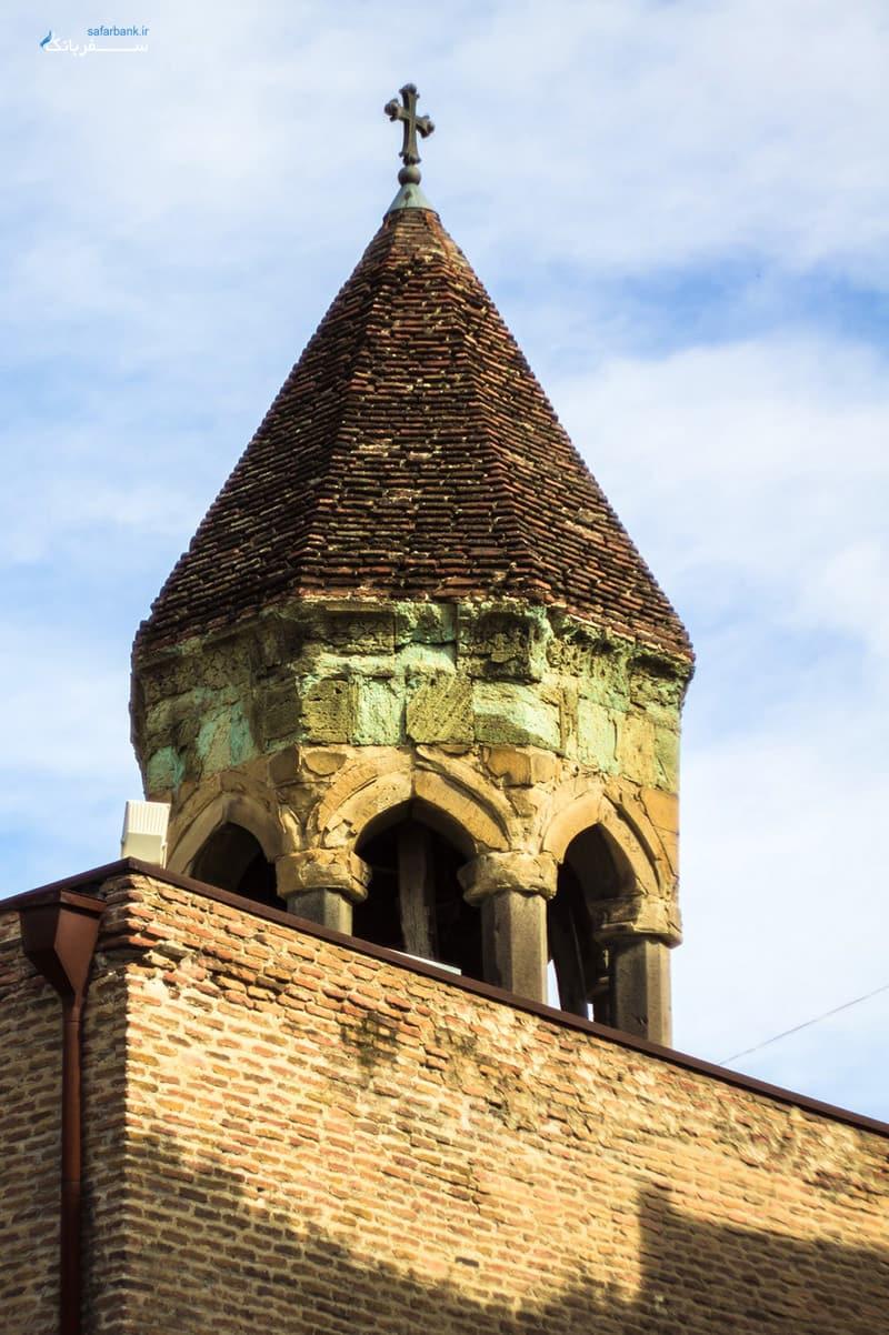 کلیسای آنچیسخاتی در تفلیس