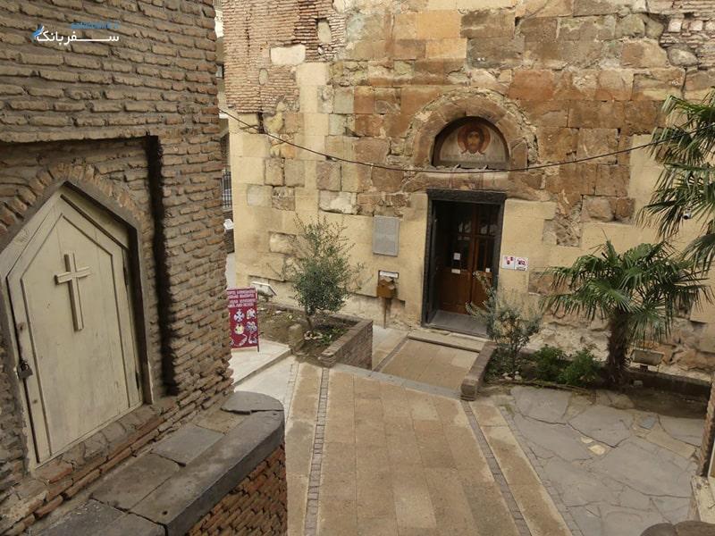 کلیسای آنچیسخاتی مریم مقدس در تفلیس