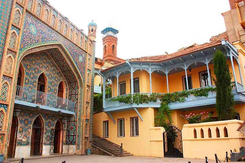 مسجد جمعه تفلیس