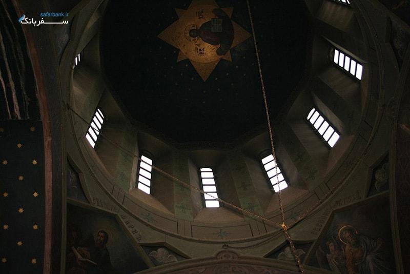 معبد متاتسمیندا تفلیس