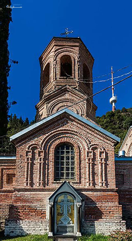 کلیسای معبد متاتسمیندا
