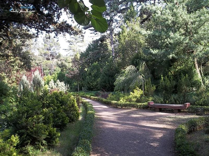 باغ گیاه شناسی ملی گرجستان