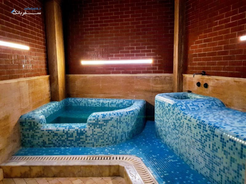 حمام های گوگردی در تفلیس