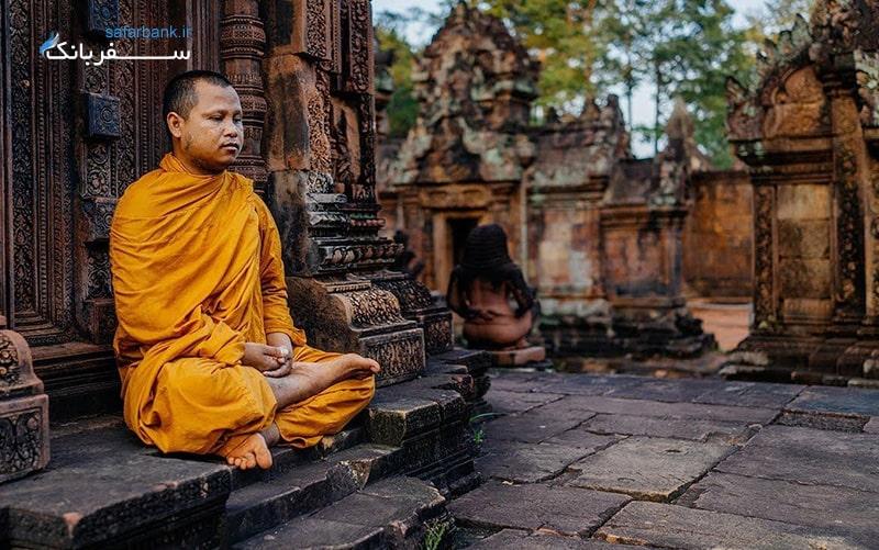 بودا در جزیره بالی
