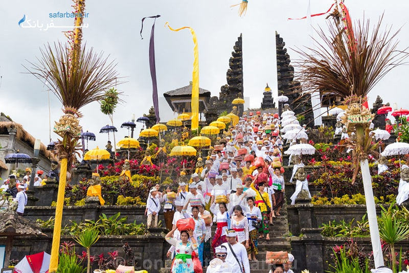 دین و مذهب در بالی