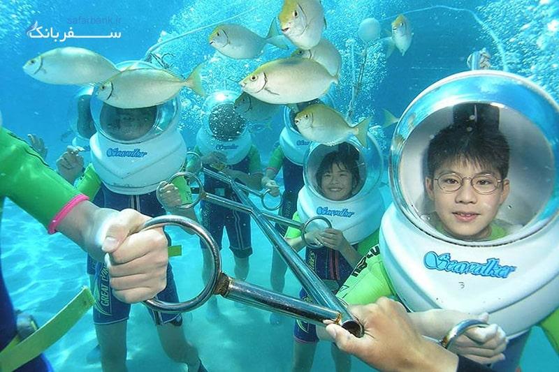 تفریحات بالی با قیمت