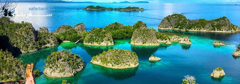 بازدید از جزایر بالی