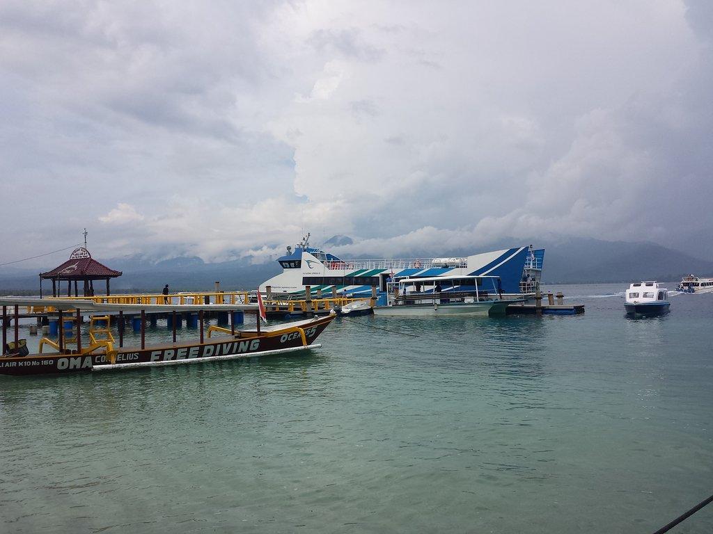جزایر گیلی در اندونزی