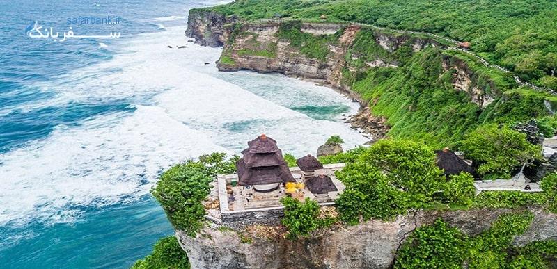 معبد اولو واتو در تور بالی