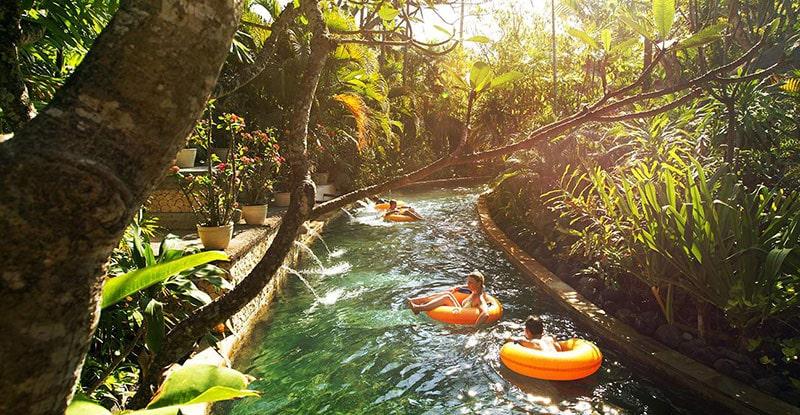 پارک آبی واتر بوم بالی در اندونزی
