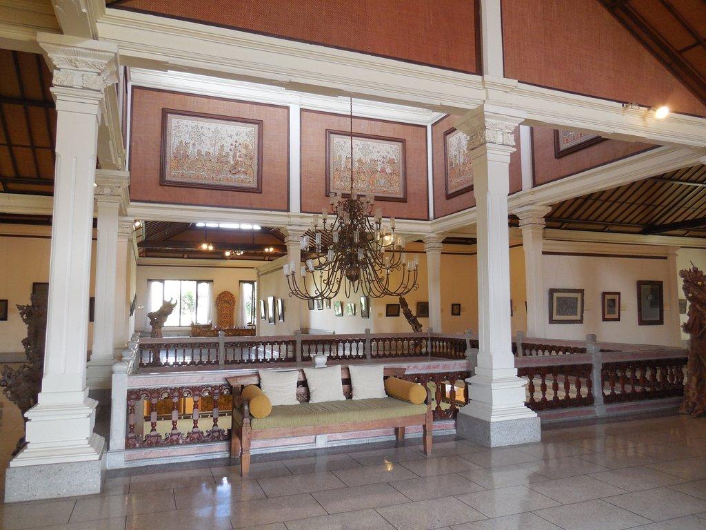 موزه آگانگ رایی در بالی اندونزی