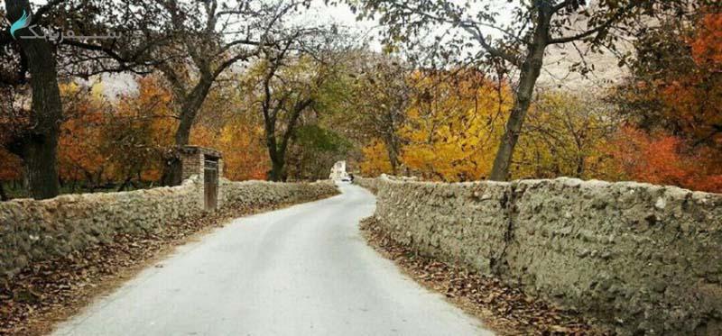 روستای اخملد
