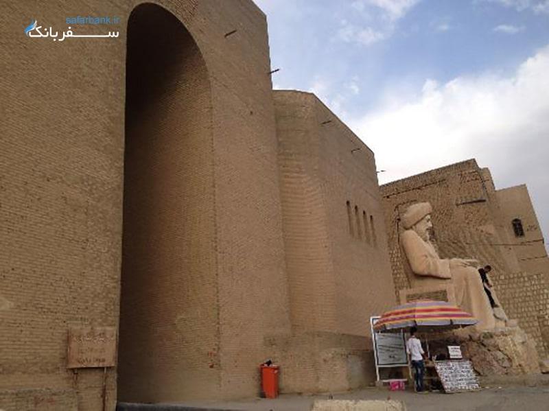 ارگ اربیل از جاهای دیدنی کردستان عراق