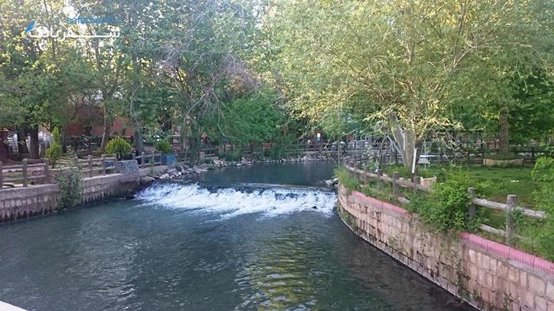 پارک سر چنار در سلیمانیه عراق