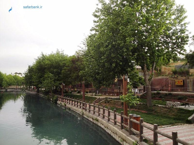 پارک سر چنار در شهر سلیمانیه عراق
