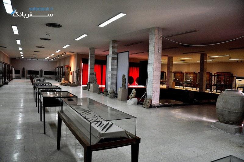 موزه سلیمانیه عراق از اماکن دیدنی عراق