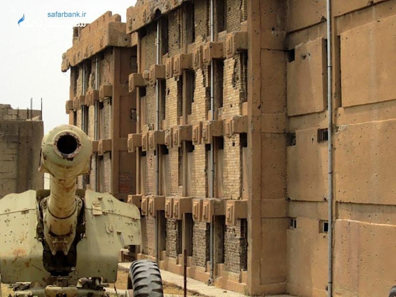 موزه آمنا سوراکا در سلیمانیه عراق