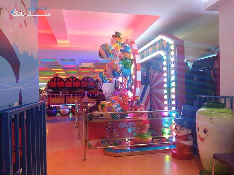 مرکز خرید سیتی استار در سلیمانیه عراق