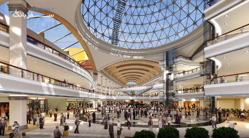 مرکز خرید فمیلی مال در سلیمانیه عراق
