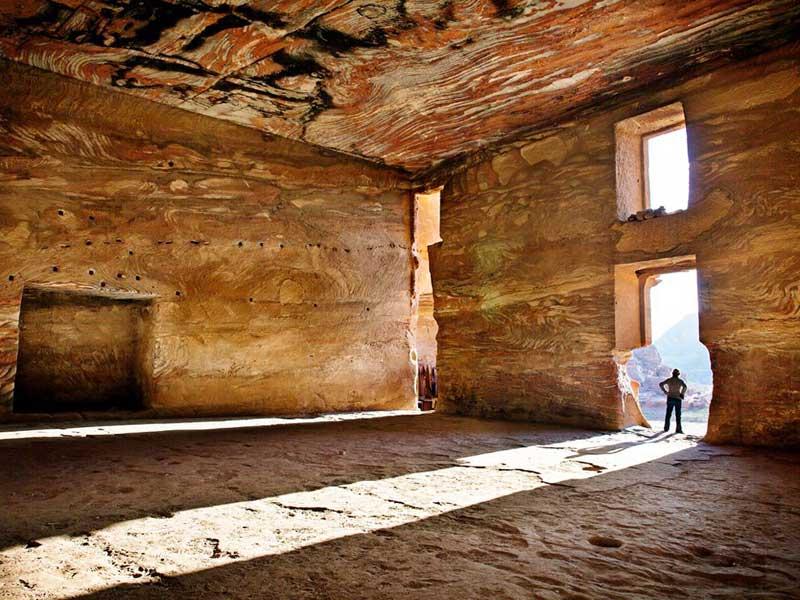 شهر باستانی پترا کجاست