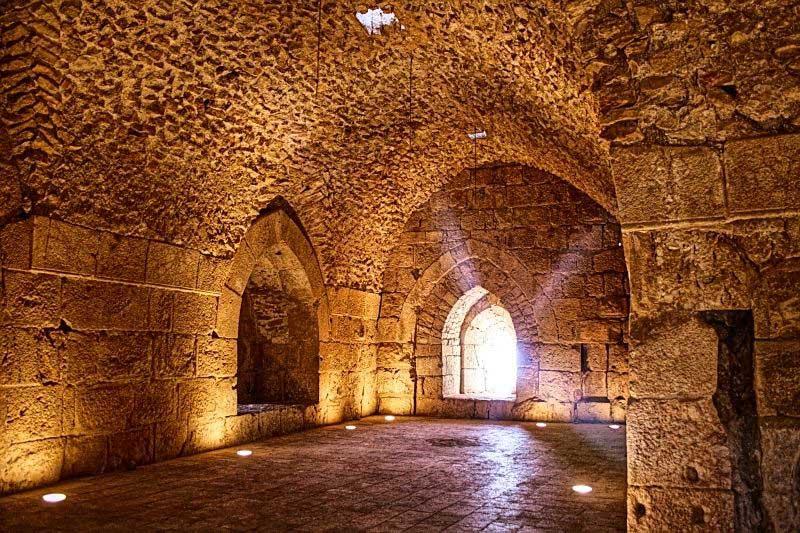 نمای داخل شهر اردن