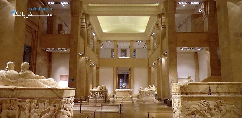 موزه بین المللی بیروت از اماکن دیدنی لبنان