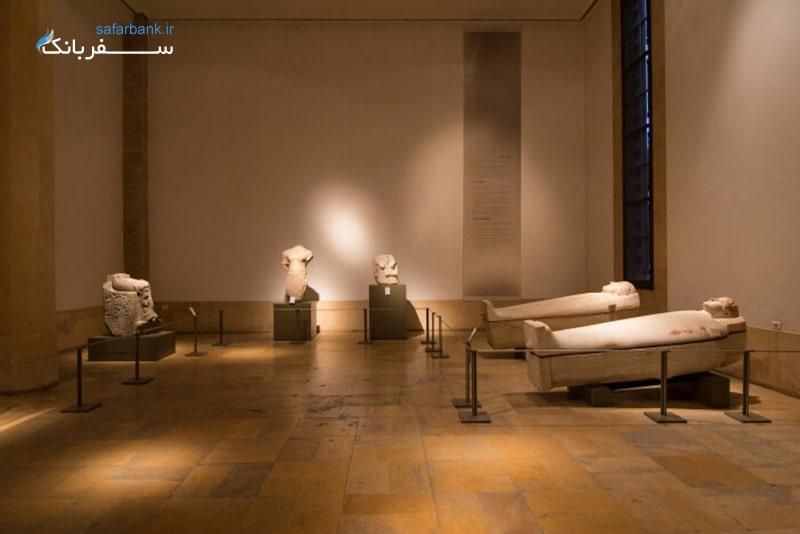 موزه بین المللی بیروت، اماکن دیدنی لبنان