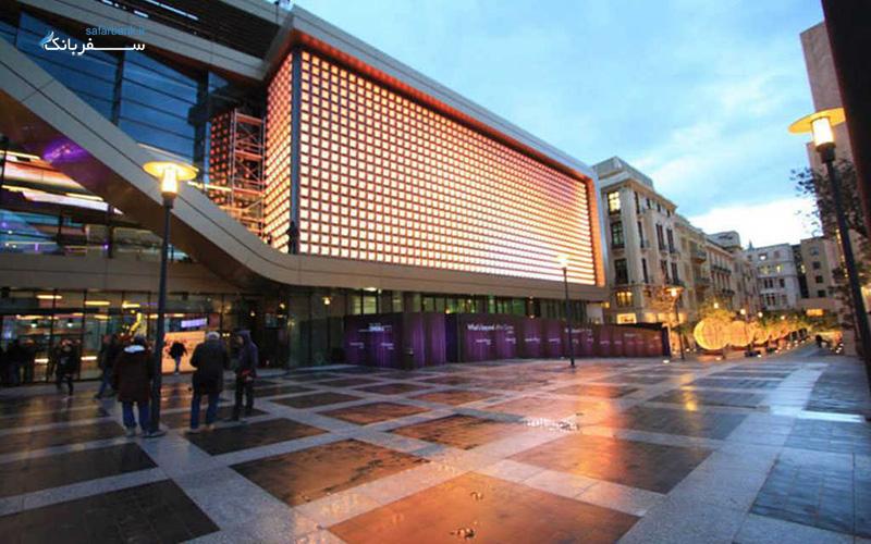 بهترین مراکز خرید بیروت لبنان