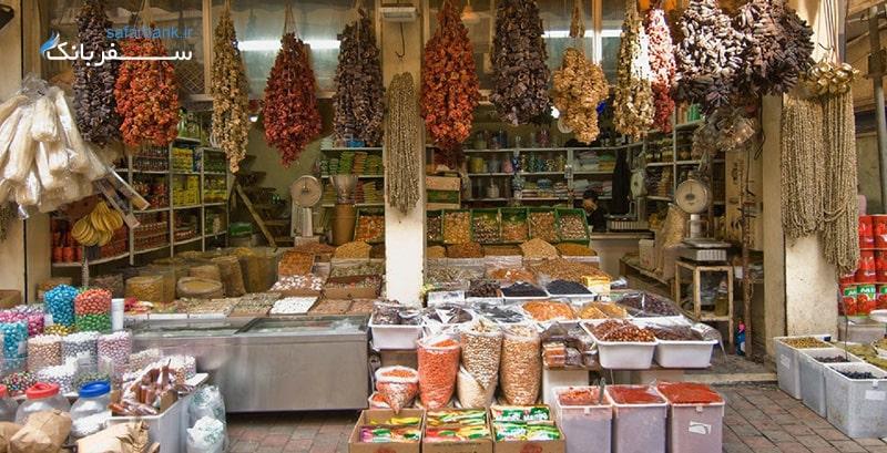 بازارهای لبنان، بازار برج حمود در بیروت