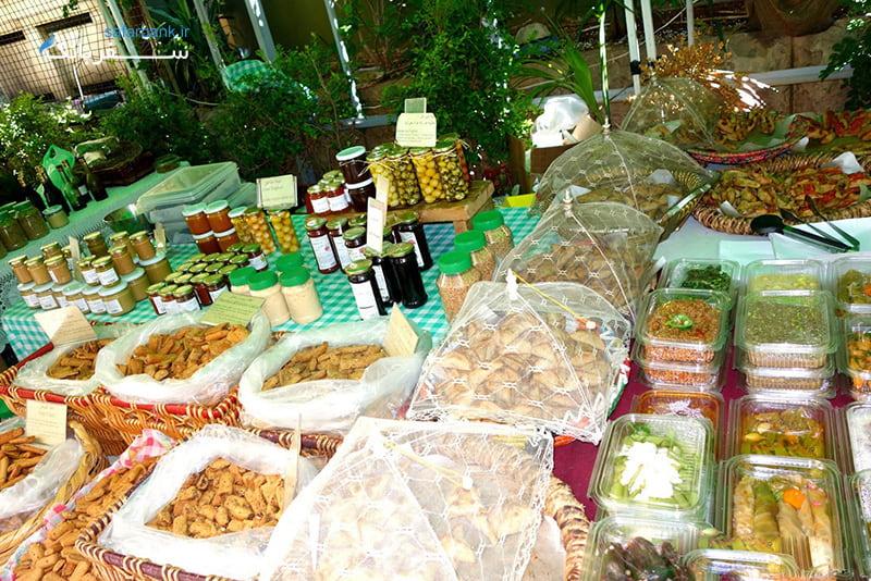 بازارهای معروف لبنان، بازار الآرد یا بازار زمین در بیروت