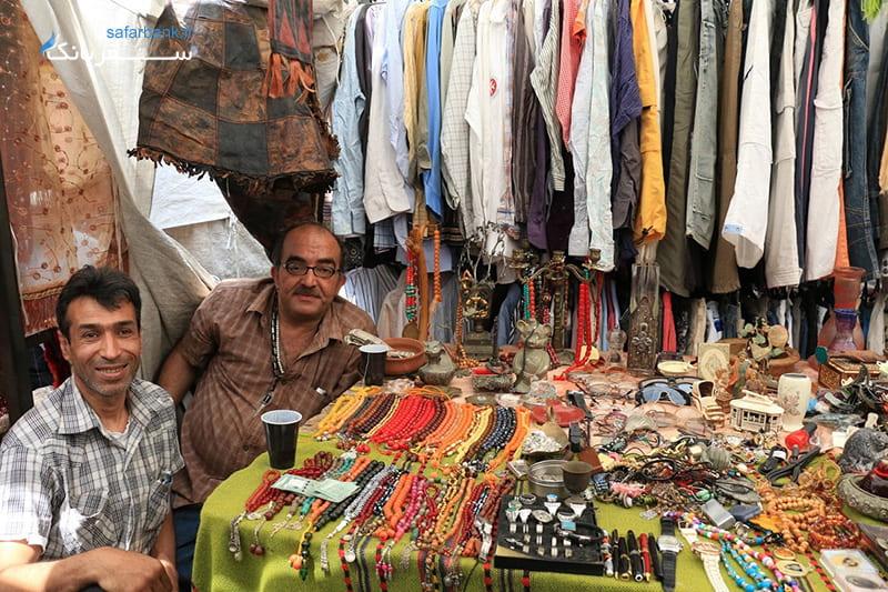 بازارهای لبنان، بازار الأحد در بیروت