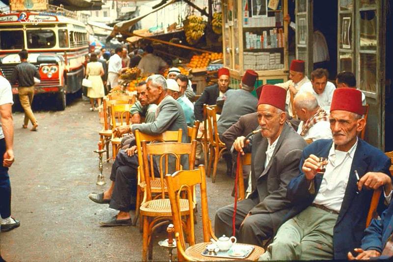 مسافرت به لبنان و آشنایی با فرهنگ آنها