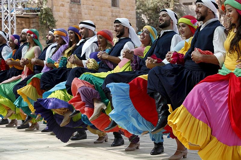 فرهنگ کشور لبنان