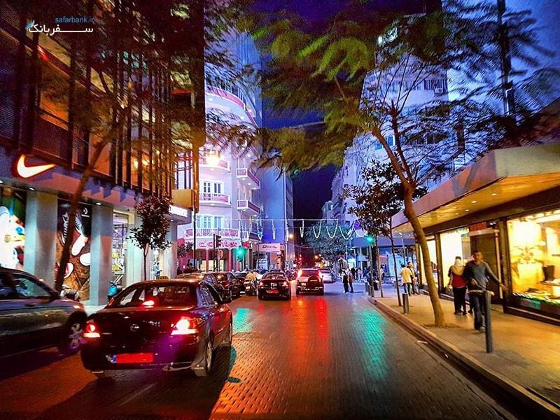 خیابان حمرا