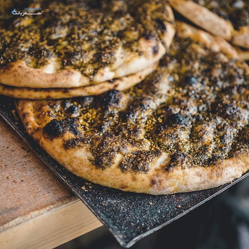 زعتر پیتزا
