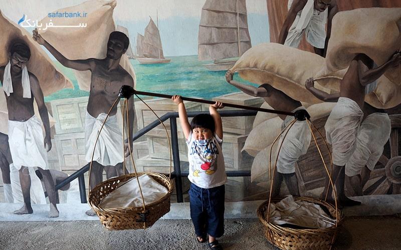 موزه تعاملی پنانگ از جاهای دیدنی پنانگ